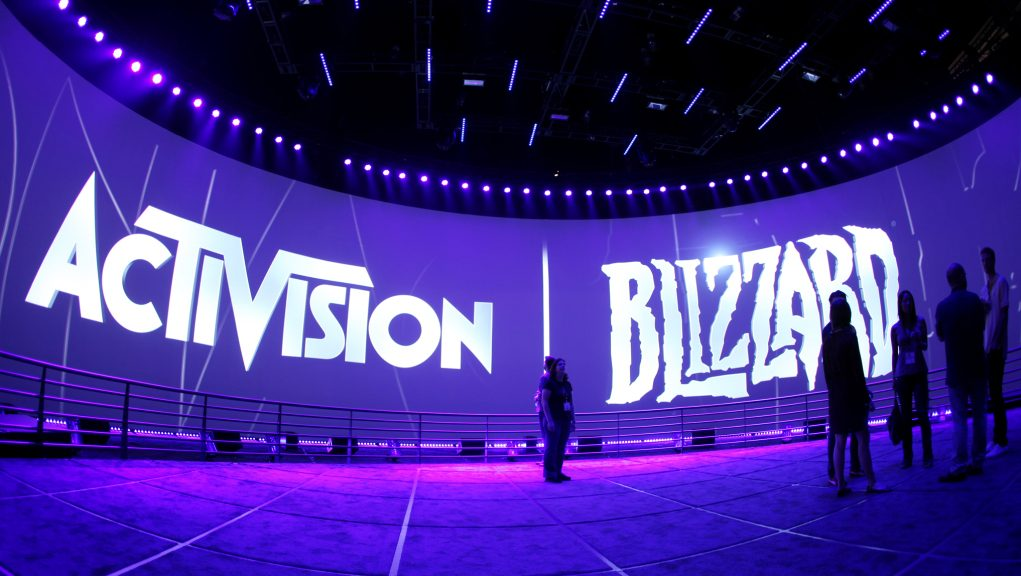 Activision Blizzard Reportedly Laying Off Hundreds of Staff