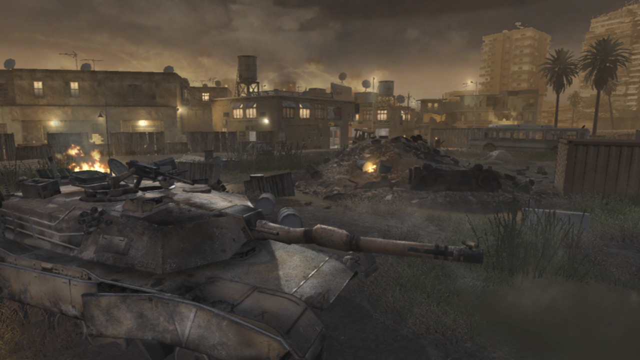 Call Of Duty 4 Maps Here are the 10 MP Maps coming in Modern Warfare Remastered at  Call Of Duty 4 Maps