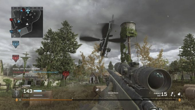 how to get cod 4 remastered on ps4