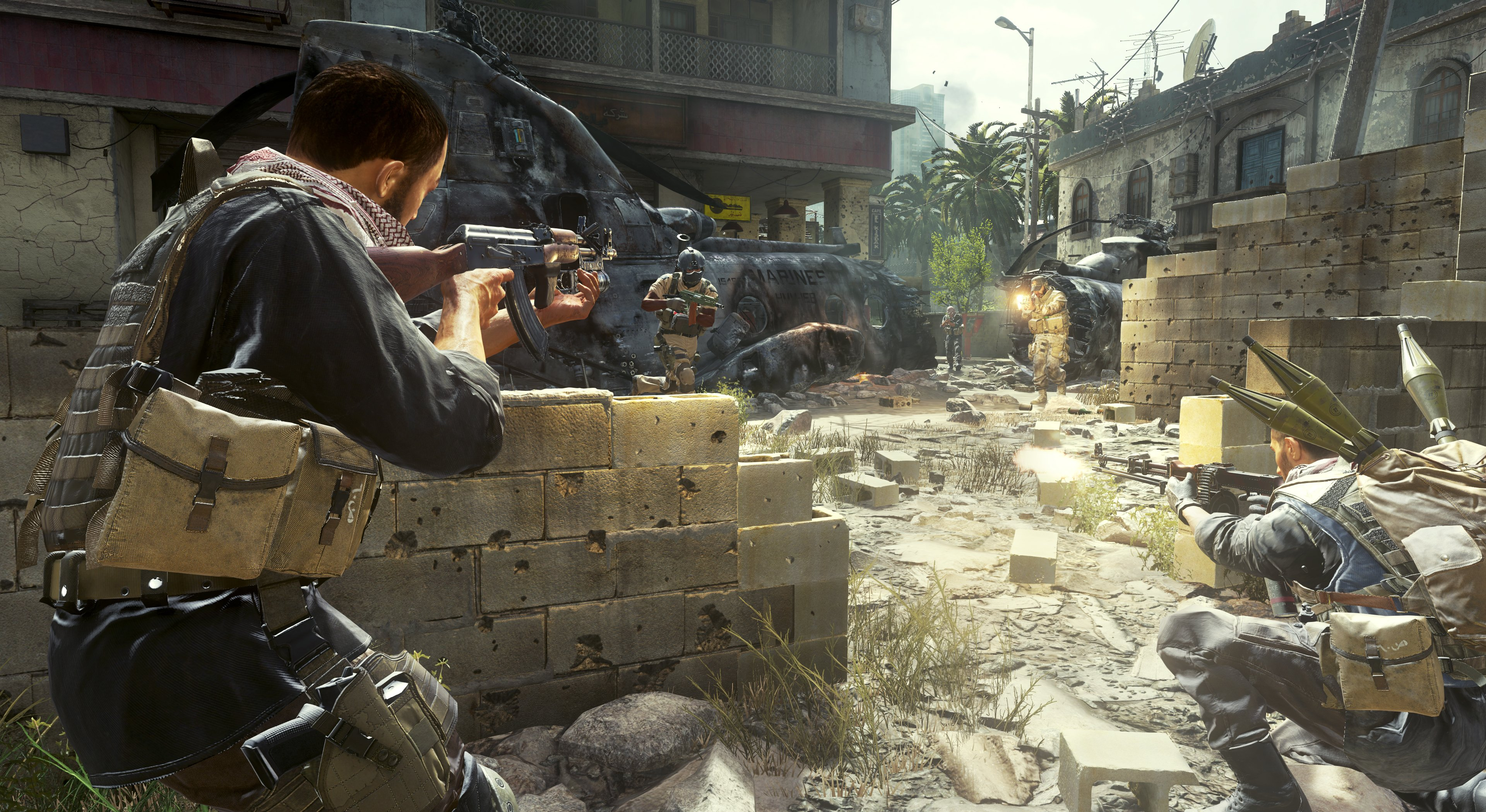 how to play infinite warfare online on pc for free