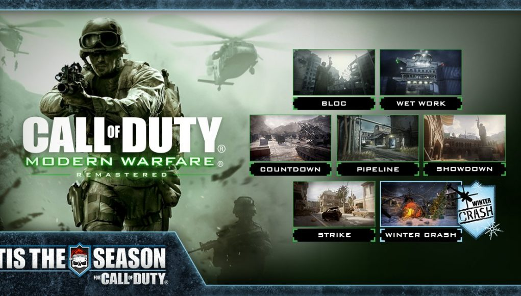 Modern Warfare Remastered December Update now live on PS4