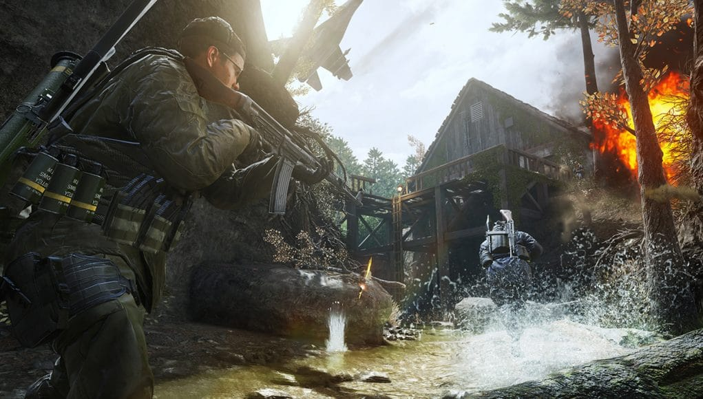 Eurogamer hints that 2019 Call of Duty game is Modern Warfare 4