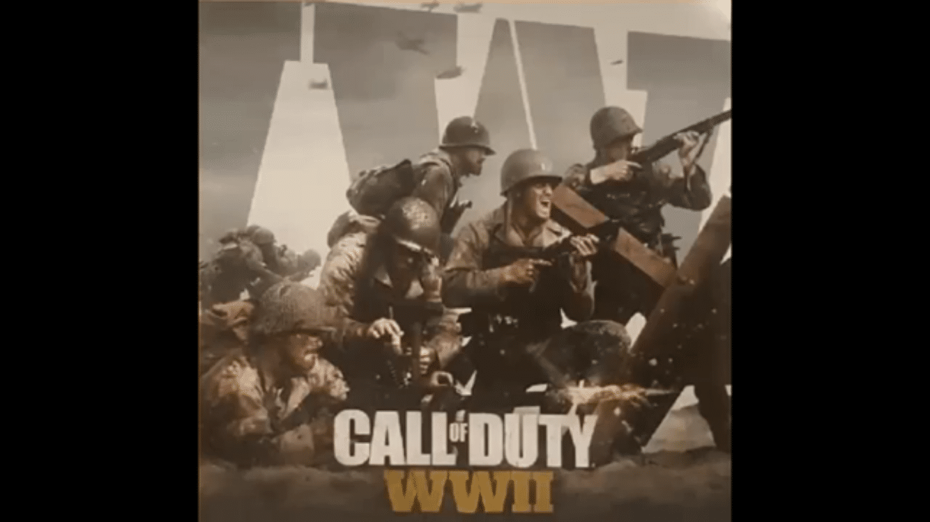 Call of Duty: WW2 Art