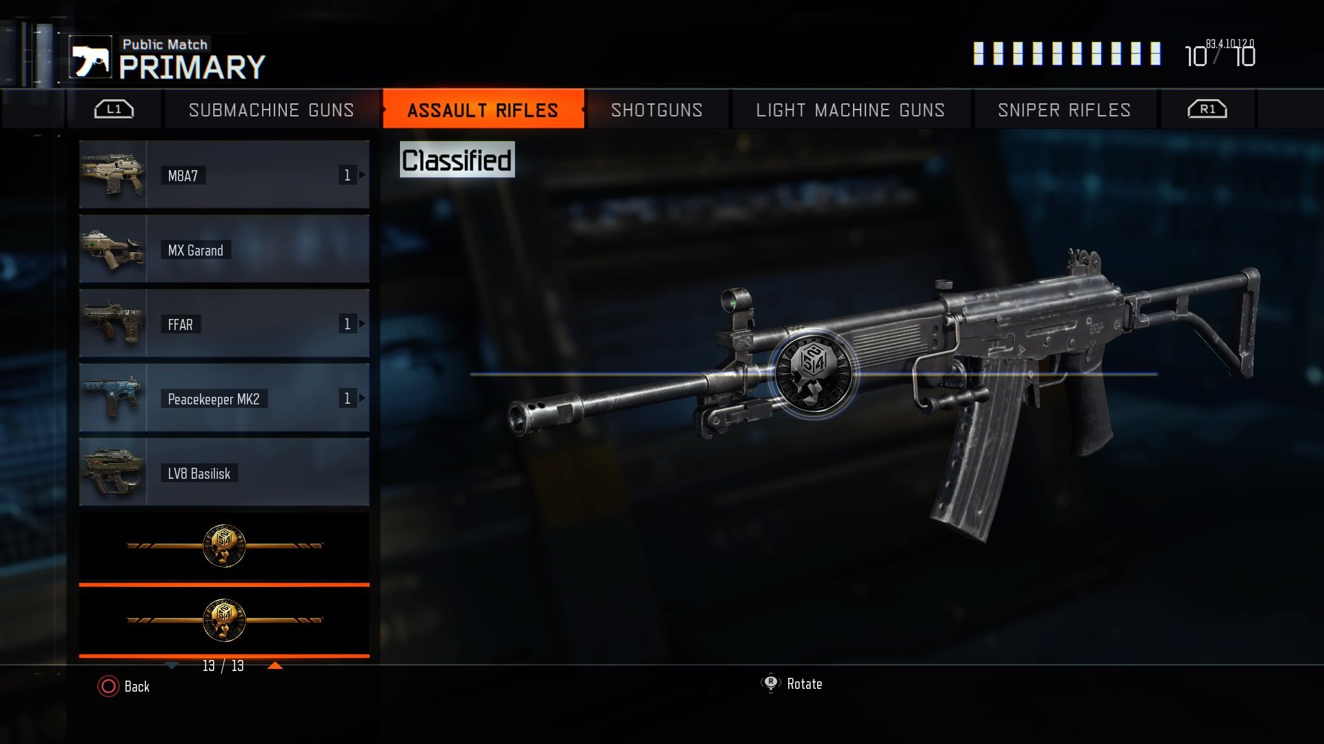 new content galil more now live in black ops 3s