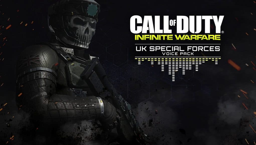 New Voice Over Announcer Packs Available In Call Of Duty Infinite