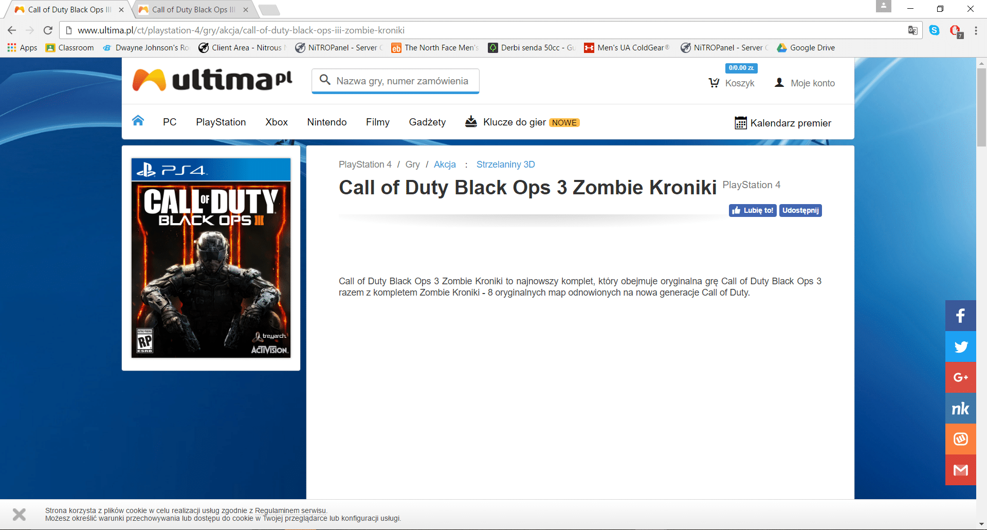 RUMOR: New \'Zombies Chronicles\' DLC coming to Black Ops 3 ...