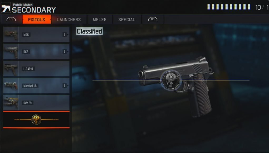m1911 pistol will be added to black ops 3 zombies chronicles maps