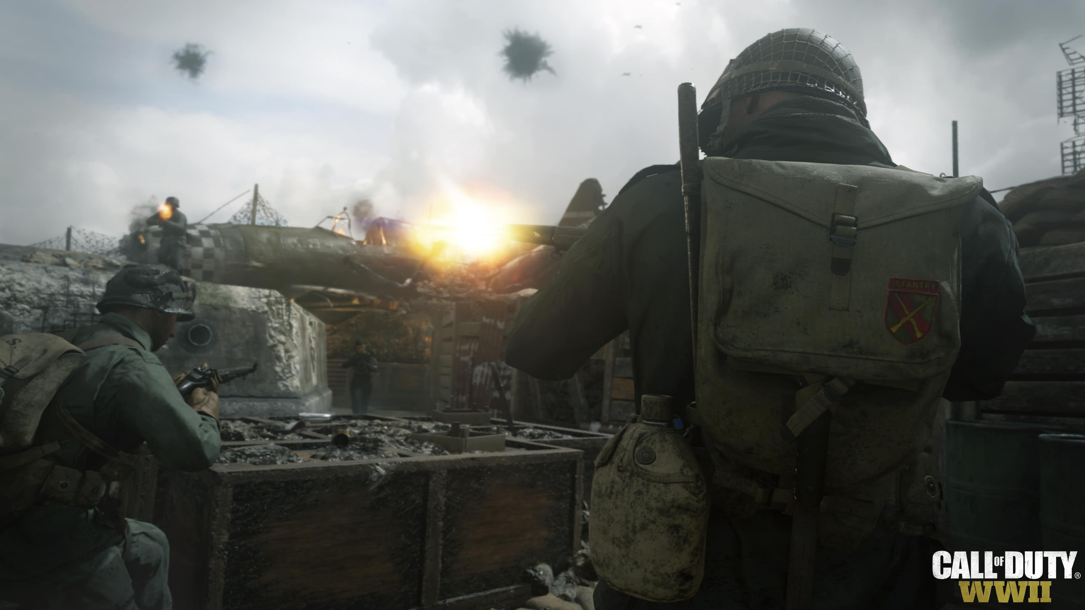 Call Of Duty Ww2 Live Wallpaper The Galleries Of Hd Wallpaper