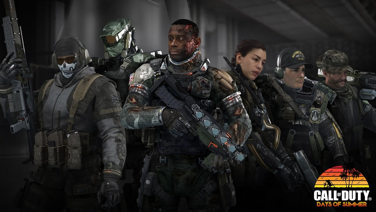 Call Of Duty Days Of Summer Event Details Charlie Intel