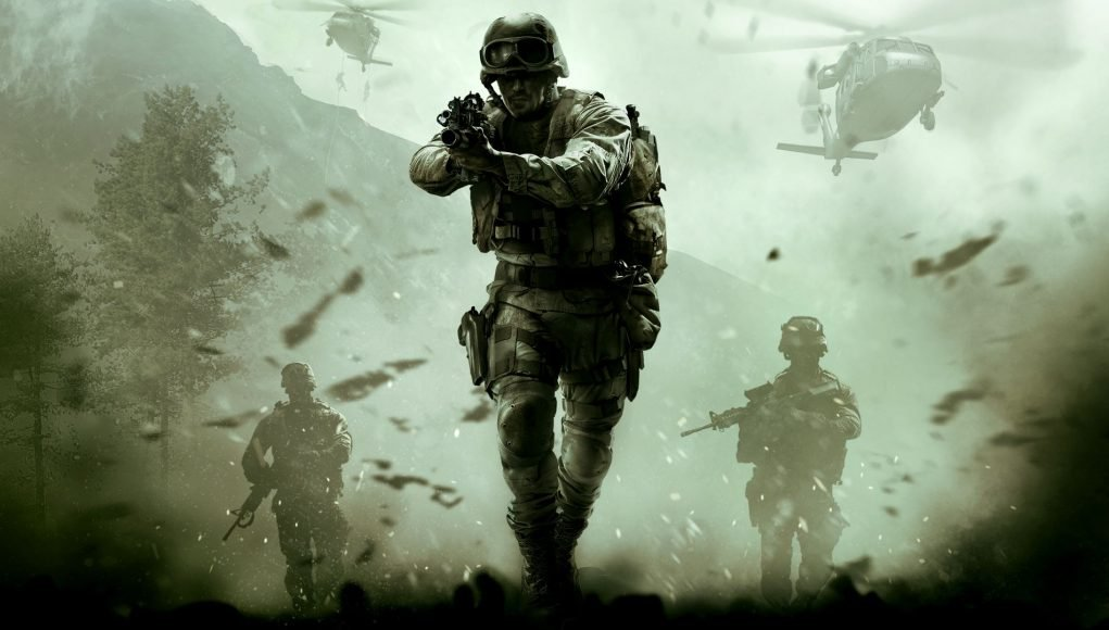 download call of duty 4 modern warfare remastered