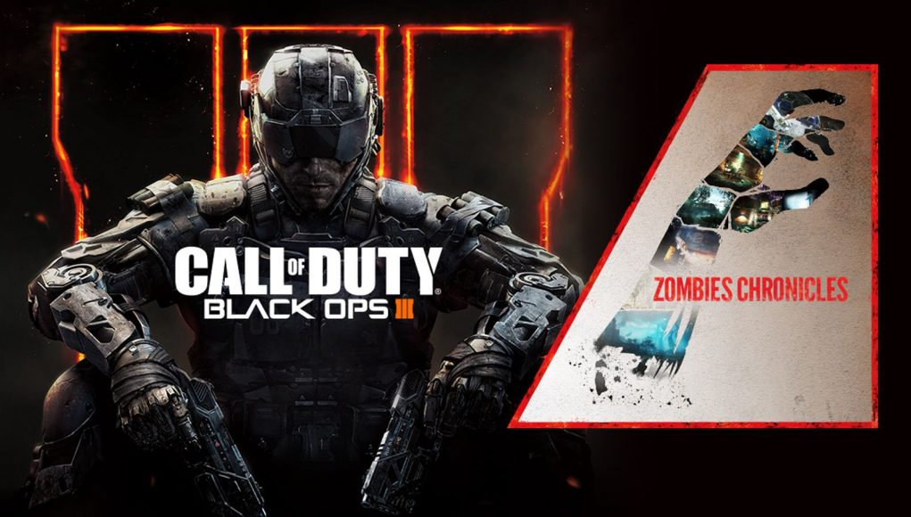 Call of Duty: Black Ops 3 Zombies Chronicles bundle