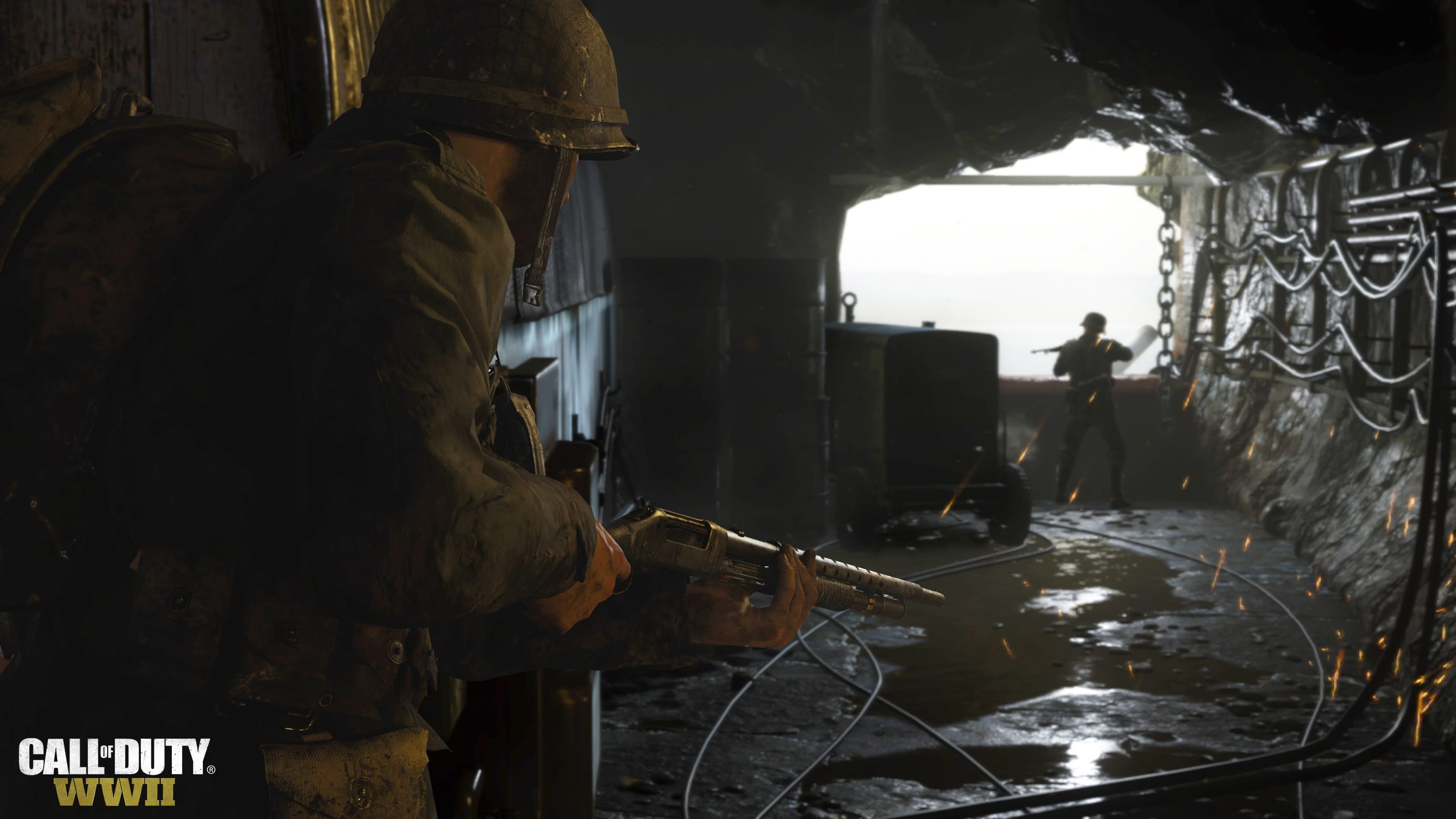 4 New Official Call Of Duty: WWII Screenshots