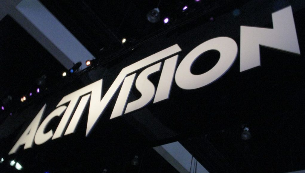 Activision Blizzard's chief financial officer is being given the boot