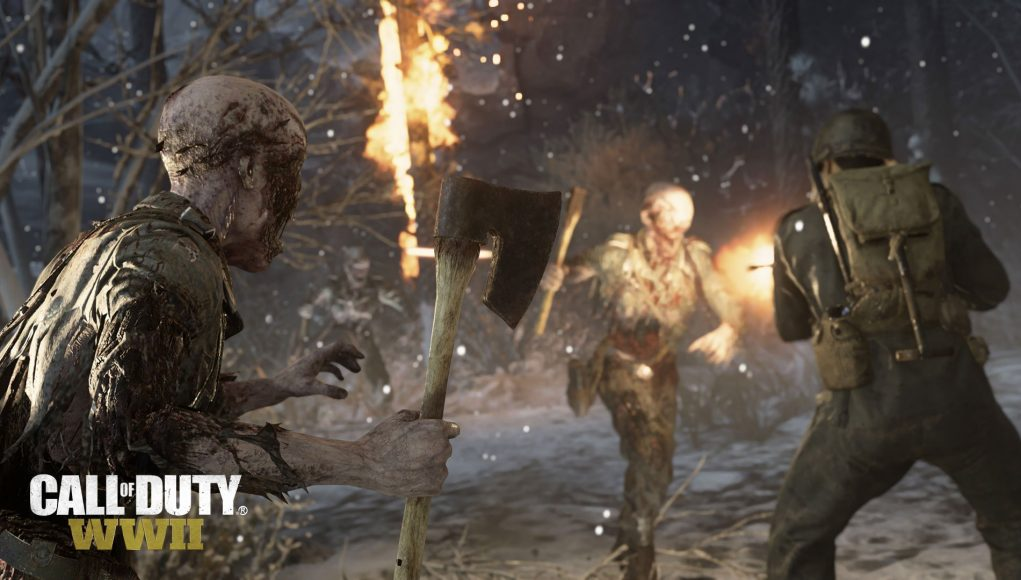 Call of Duty: WWII Attack of the Undead Event: May 29 - June
