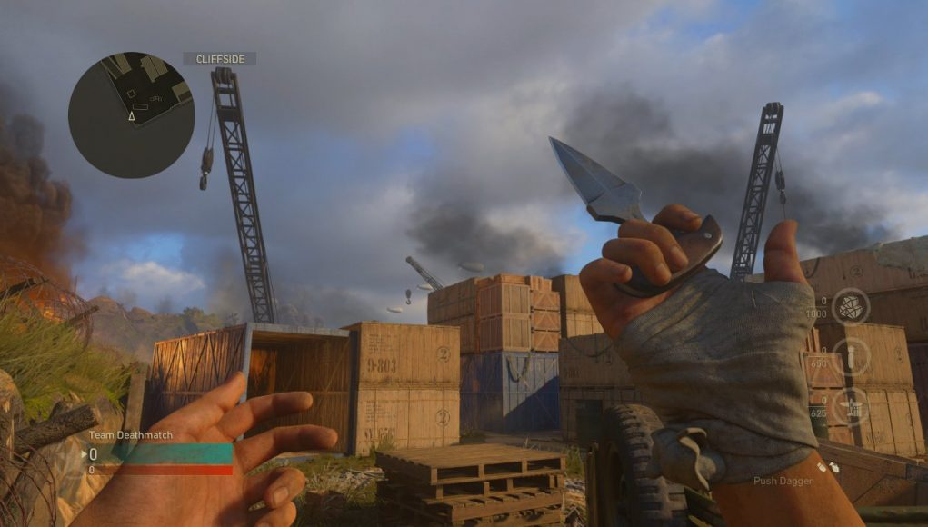 Report: 3 new weapons found in Call of Duty: WWII   Charlie