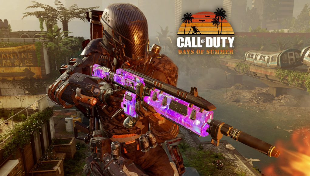 Days of Summer in Call of Duty: Black Ops 3 - Live through