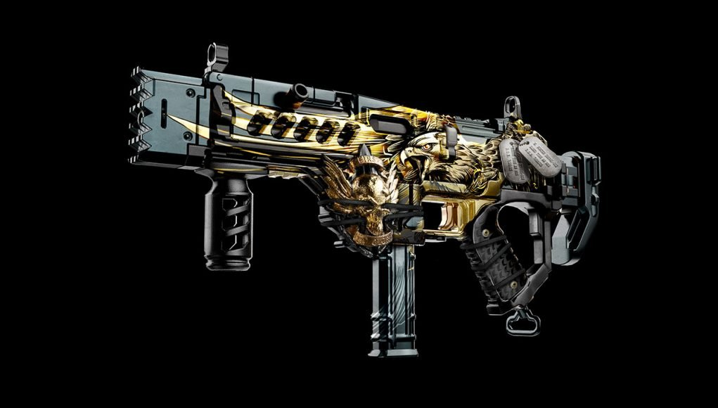 New Signature Weapons coming in Call of Duty: Black Ops 4