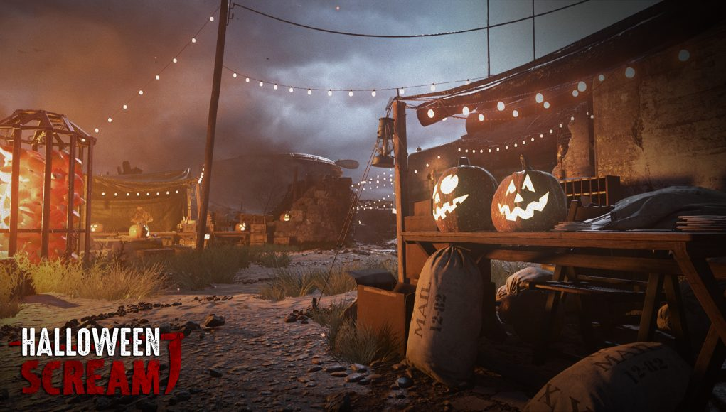 Call Of Duty Wwii Halloween 2020 Halloween Scream event comes to Call of Duty: WWII on Oct. 2