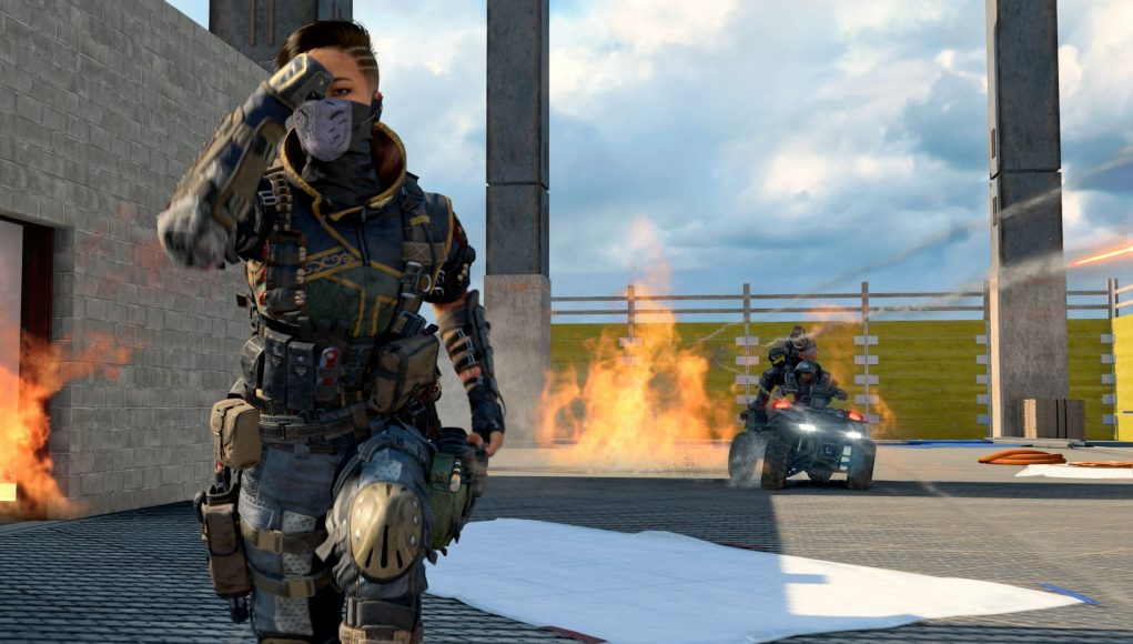 Black Ops 4 Blackout Beta player count raised, more fixes