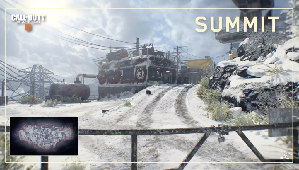 New Video Shows Summit Mp Map In Call Of Duty Black Ops 4