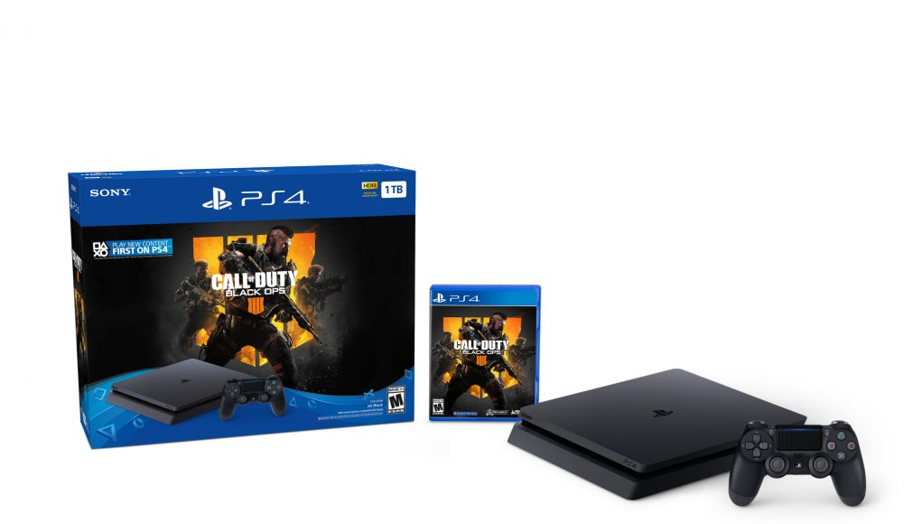 Nintendo Switch, Sony PS4 Pro, MSFT Xbox One X Bundles