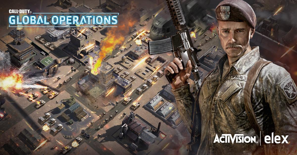 New Call of Duty: Global Operations mobile game available in select