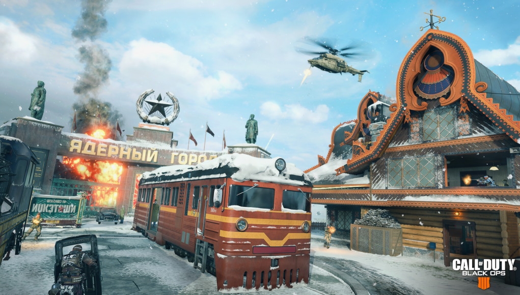 Rumor Fan Favorite Maps To Be Included In Call Of Duty 2020