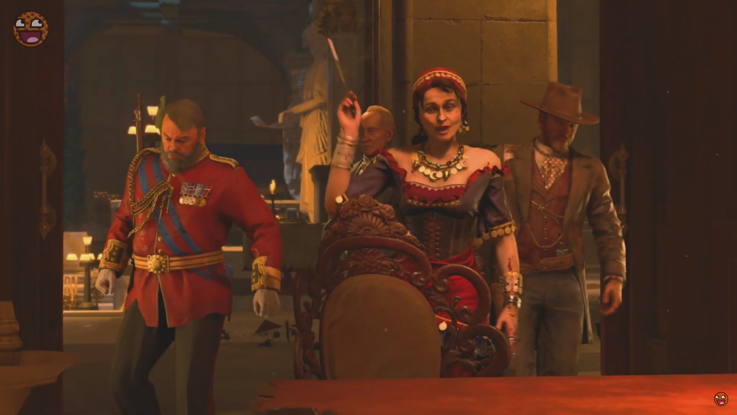 Ending cutscene for Dead of the Night Zombies map revealed
