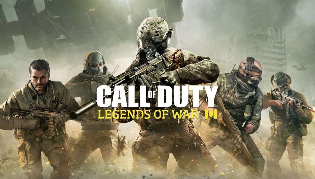 New 'Call of Duty: Legends of War' Mobile Game launches on