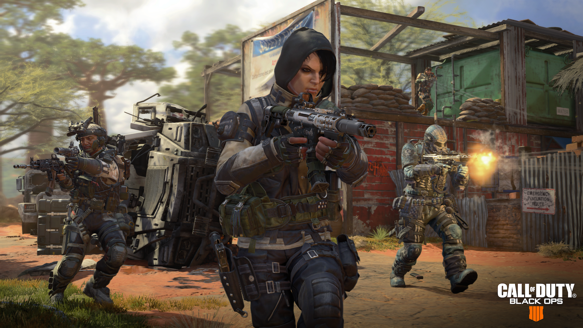 Patch Update V1 10 For Call Of Duty Black Ops 4 Now Live