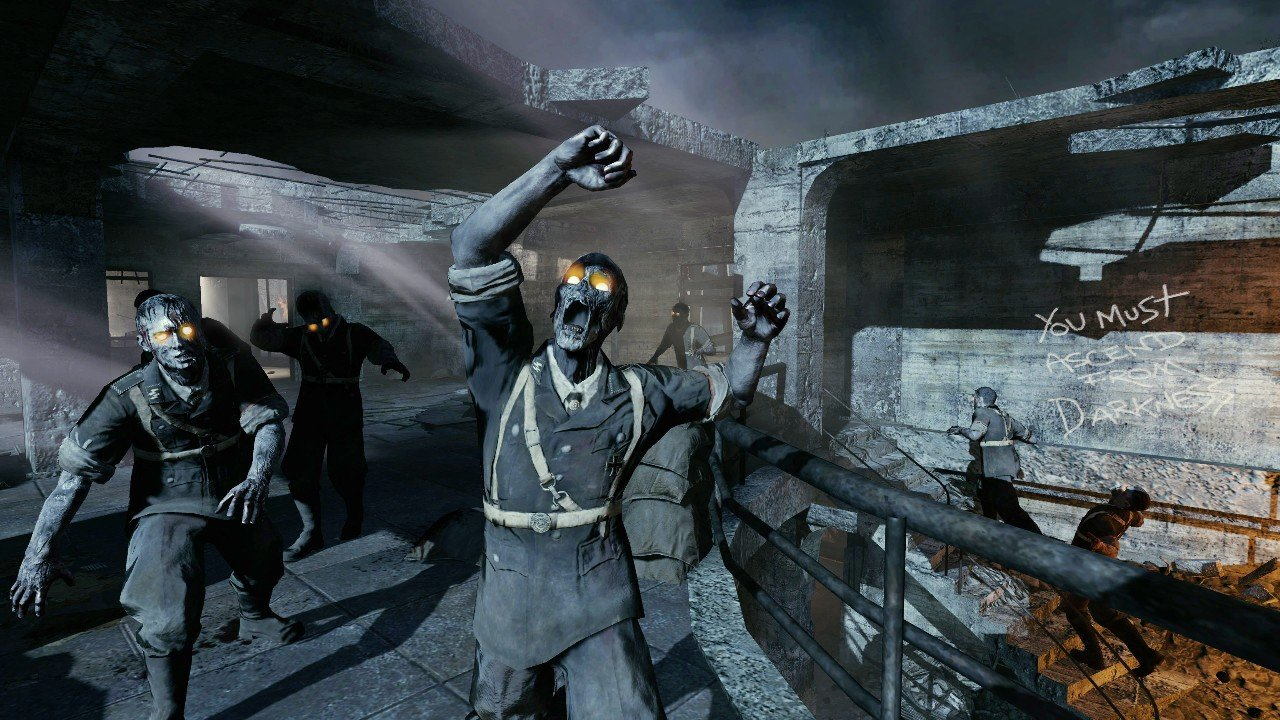 The Top Five Call Of Duty Zombies Maps In History Charlie Intel