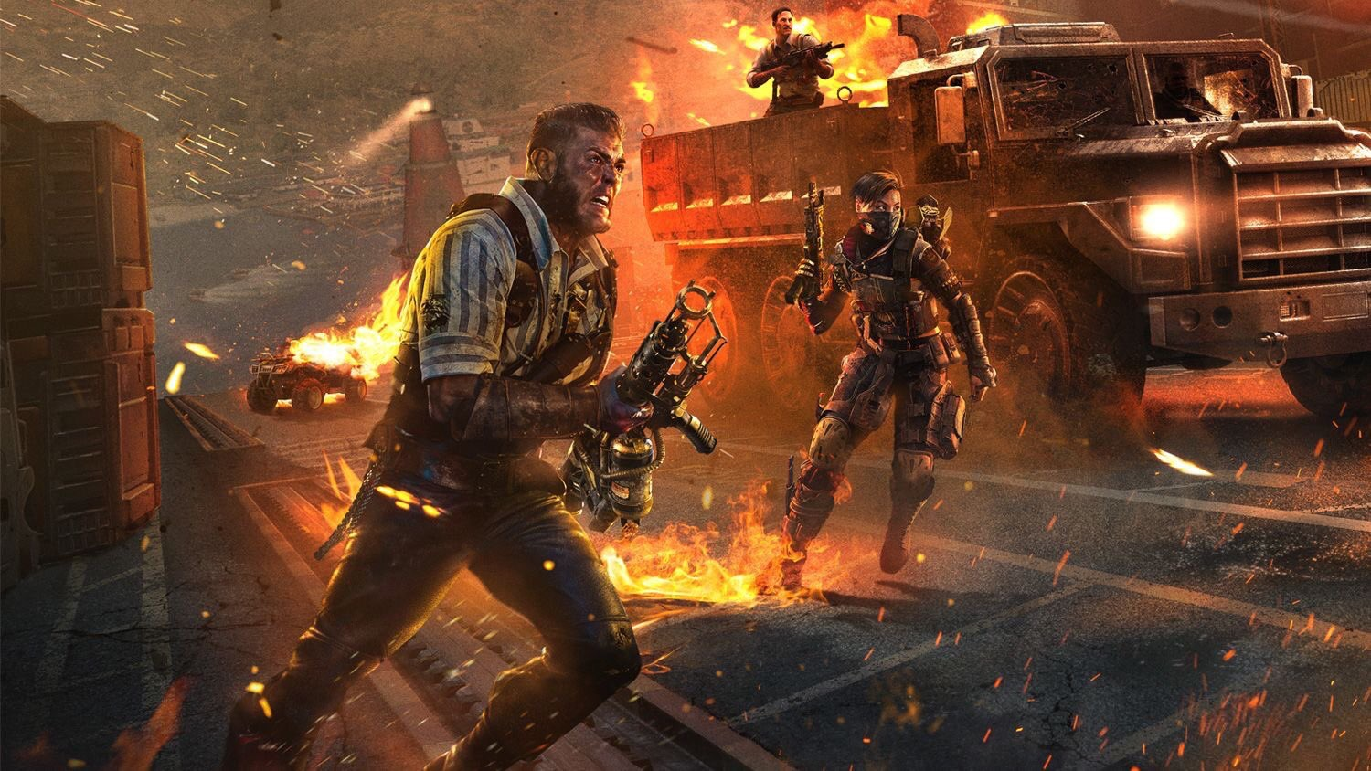 Call of Duty: Black Ops 4 was the most downloaded game on