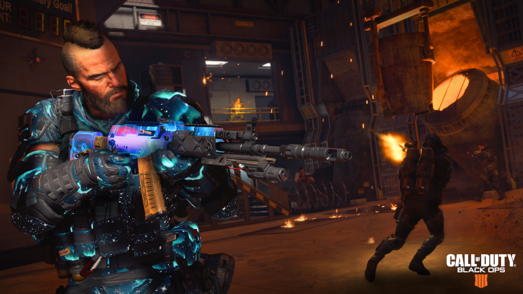 Call Of Duty Black Ops 4 January 17 Game Settings Update Pc Patch Blackout Trial And More Charlie Intel