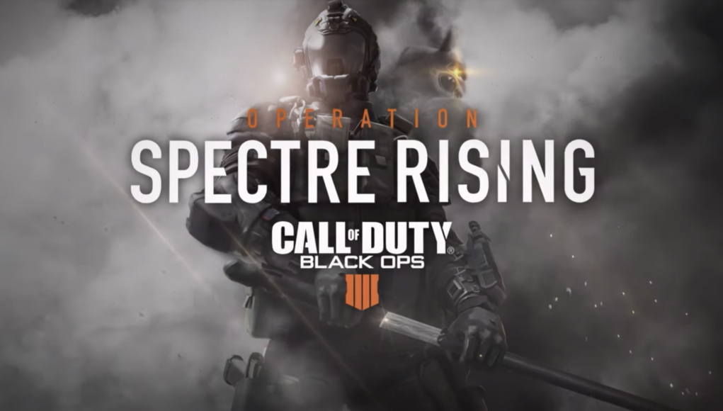 Black Ops 4 Operation Spectre Rising Trailers