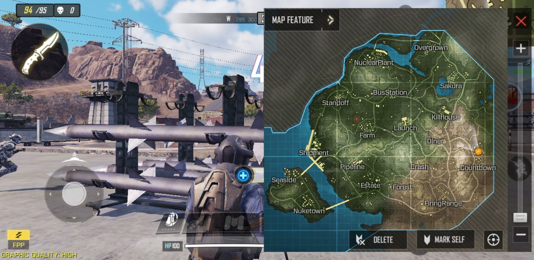 Call of Duty: Mobile Battle Royale map revealed | Charlie INTEL