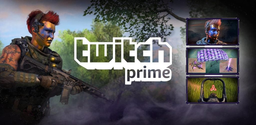 How to get the Twitch Prime loot Bundle 2 for Call of Duty: Black