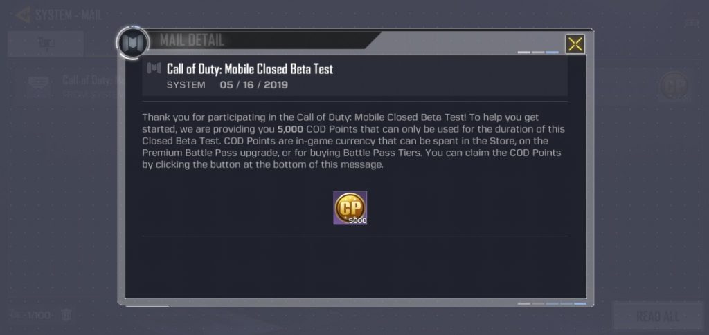 Call of Duty: Mobile features a Battle Pass system with