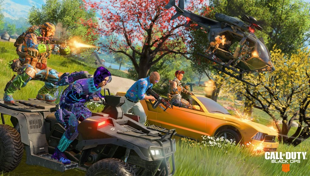 Opinion: Call of Duty: Black Ops 4 takes three steps back