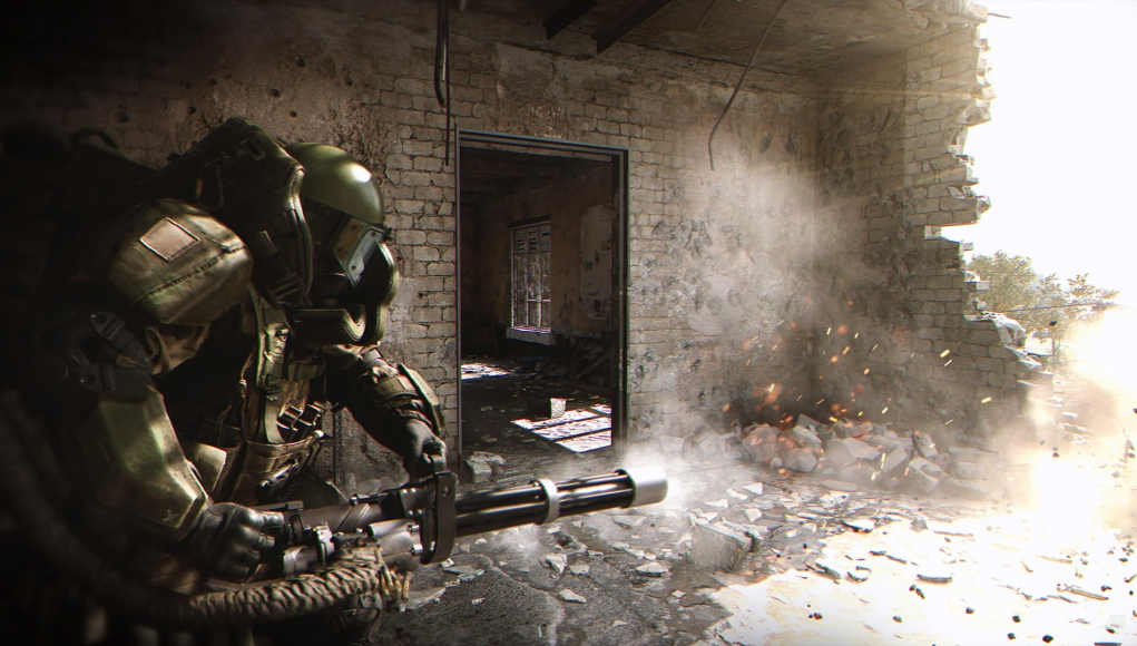 Infinity Ward plans for customization content in Modern Warfare to