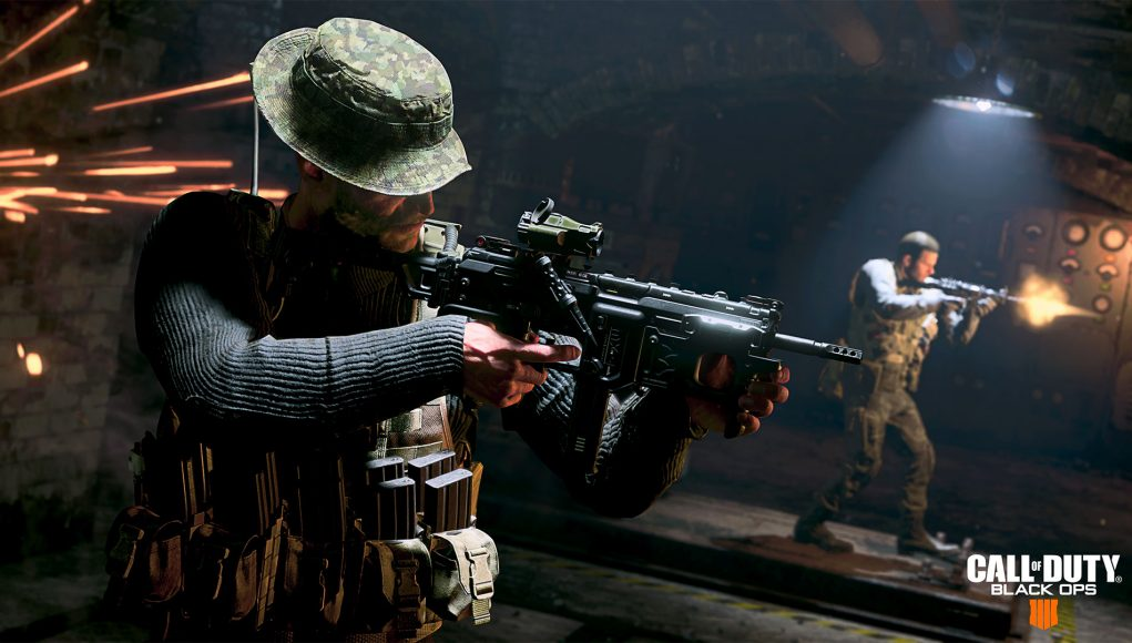 Call of Duty: Modern Warfare Reveals 4K 2v2 Gunfight Gameplay