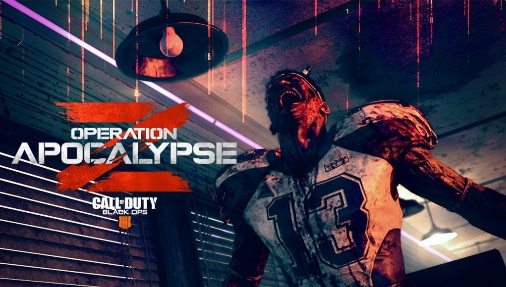 Black Ops 4 Operation Apocalypse Z begins tomorrow!