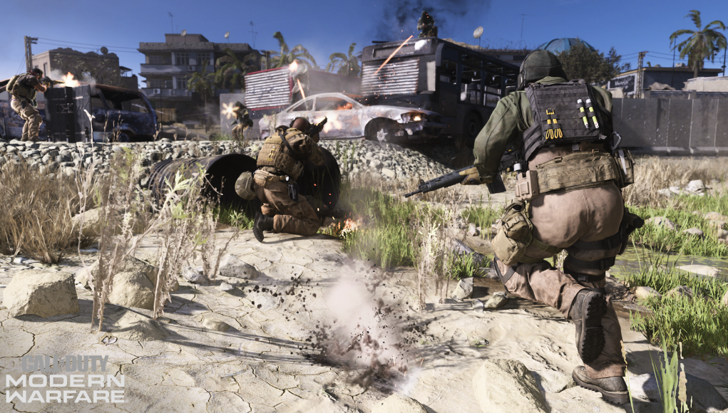 Modern Warfare Developer Comments on Battle Royale Rumors