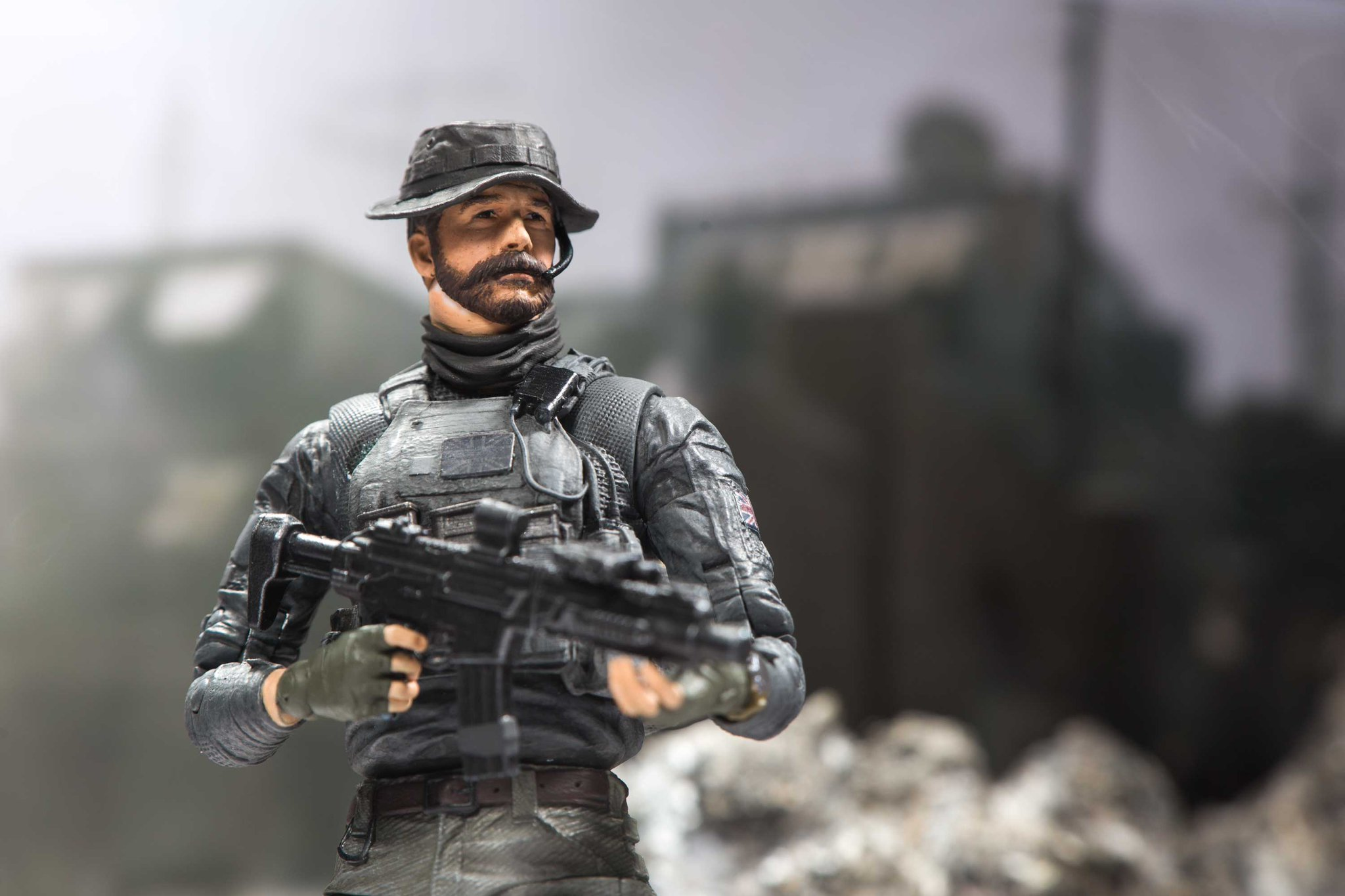 Activision Announces A Captain Price Figurine With Mcfarlane Toys Charlie Intel