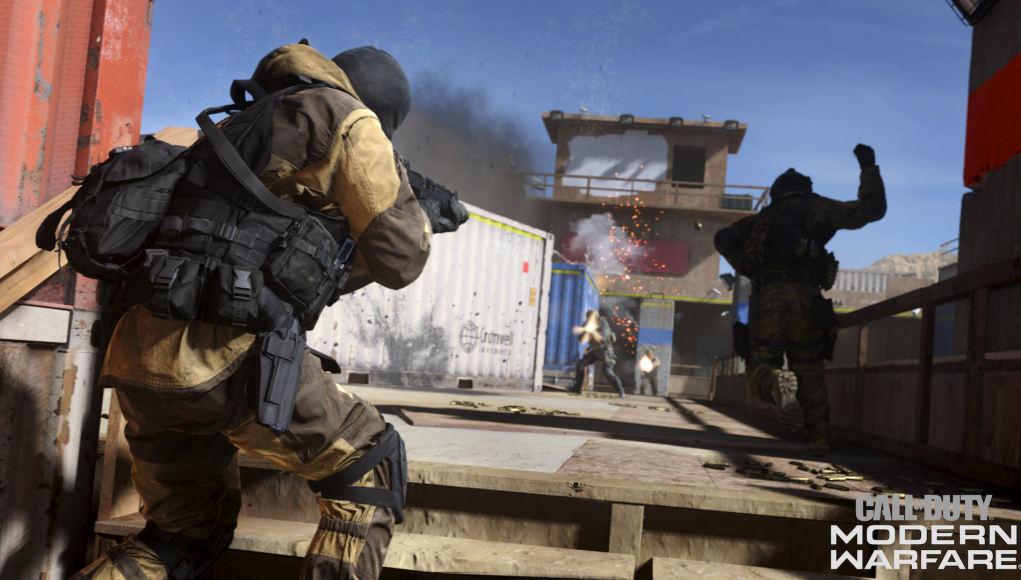 'Call of Duty: Modern Warfare' Alpha Test 2v2 multiplayer preview