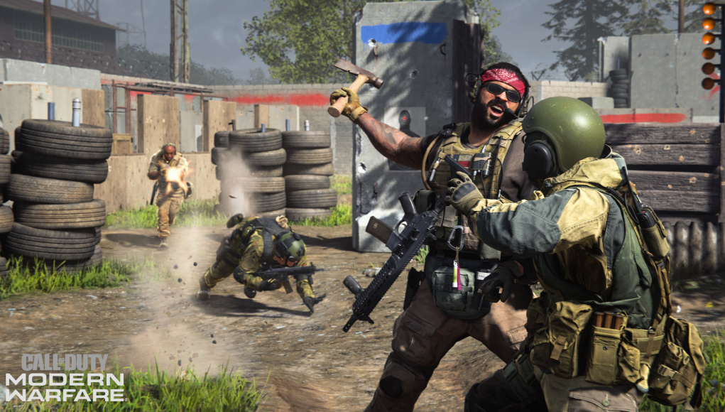 Call of Duty: Modern Warfare Getting PS4-Exclusive Gunfight Alpha This Week