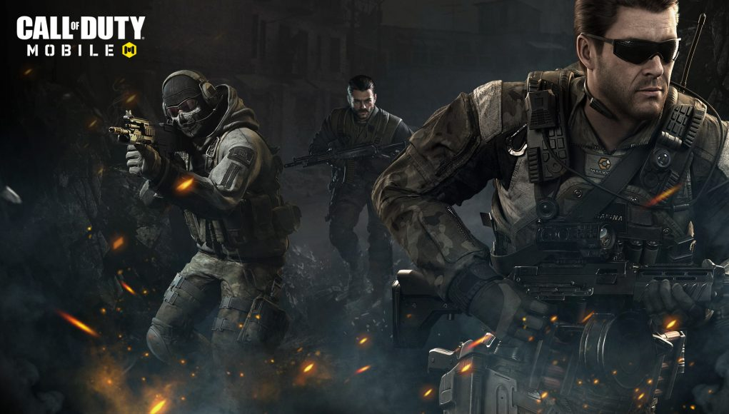 Download and play Call of Duty: Mobile now on iOS and Android