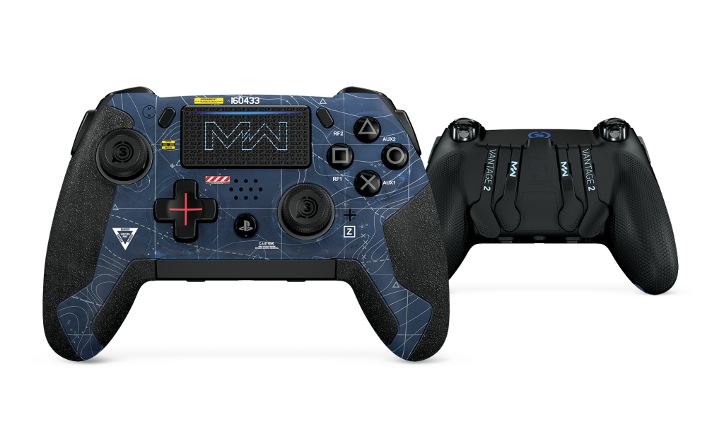 New Modern Warfare SCUF Vantage 2 controller available now