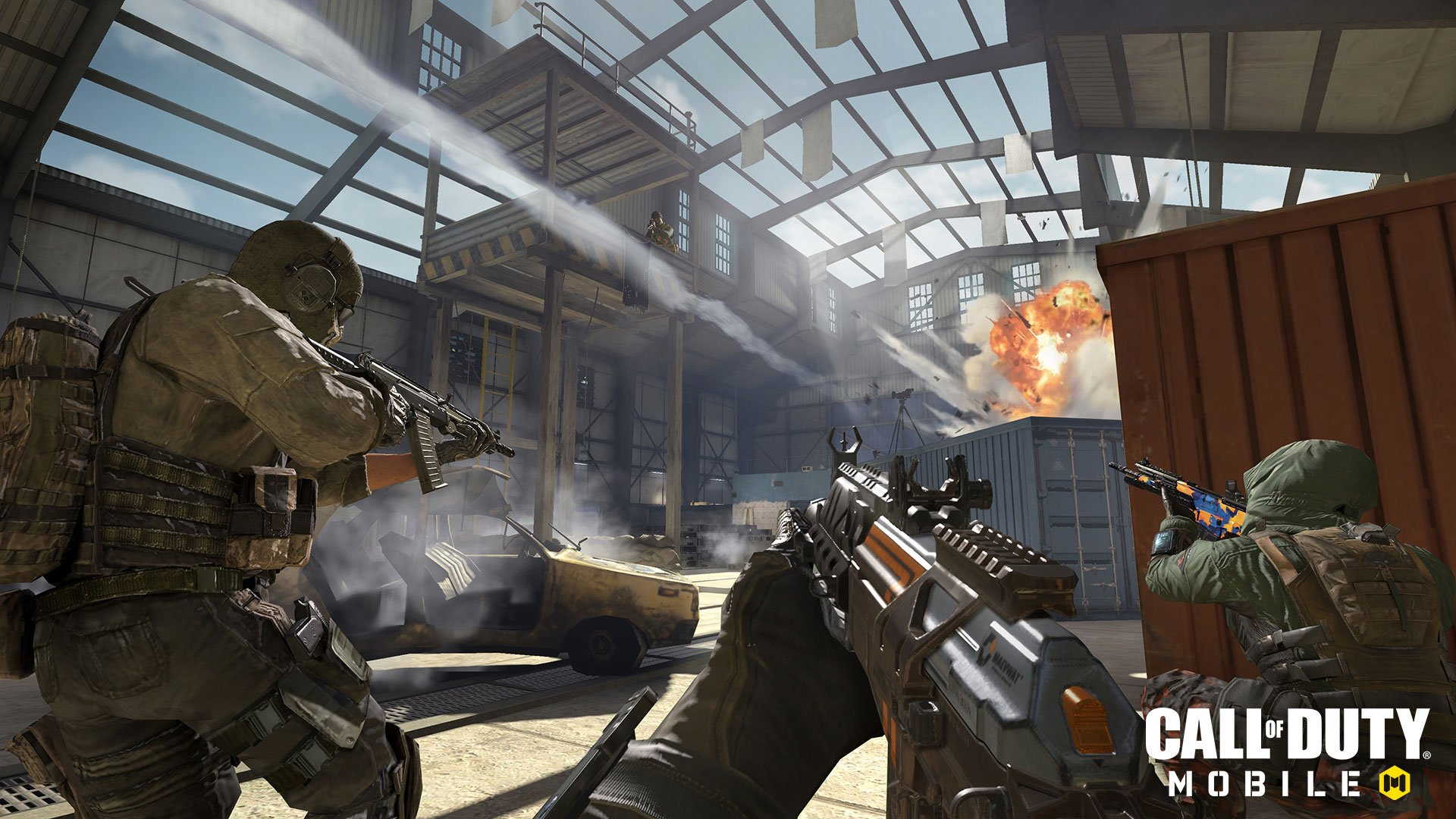 Analyst Believes Call Of Duty Mobile Excitement May Drive Higher