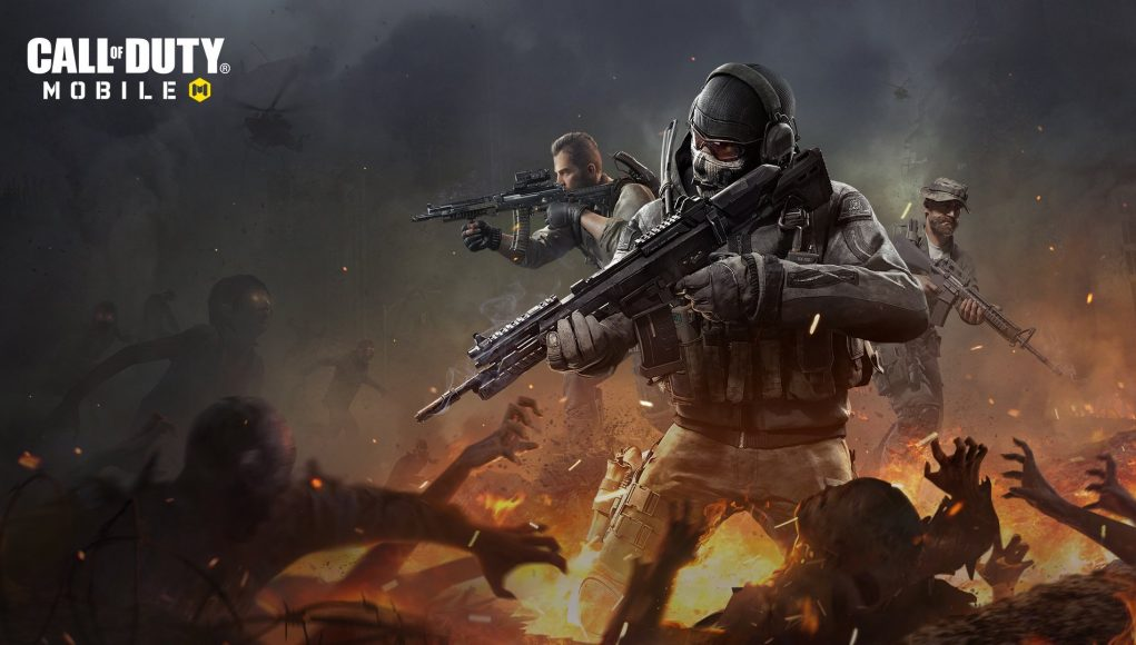 Call Of Duty Mobile Outline Game And Movie