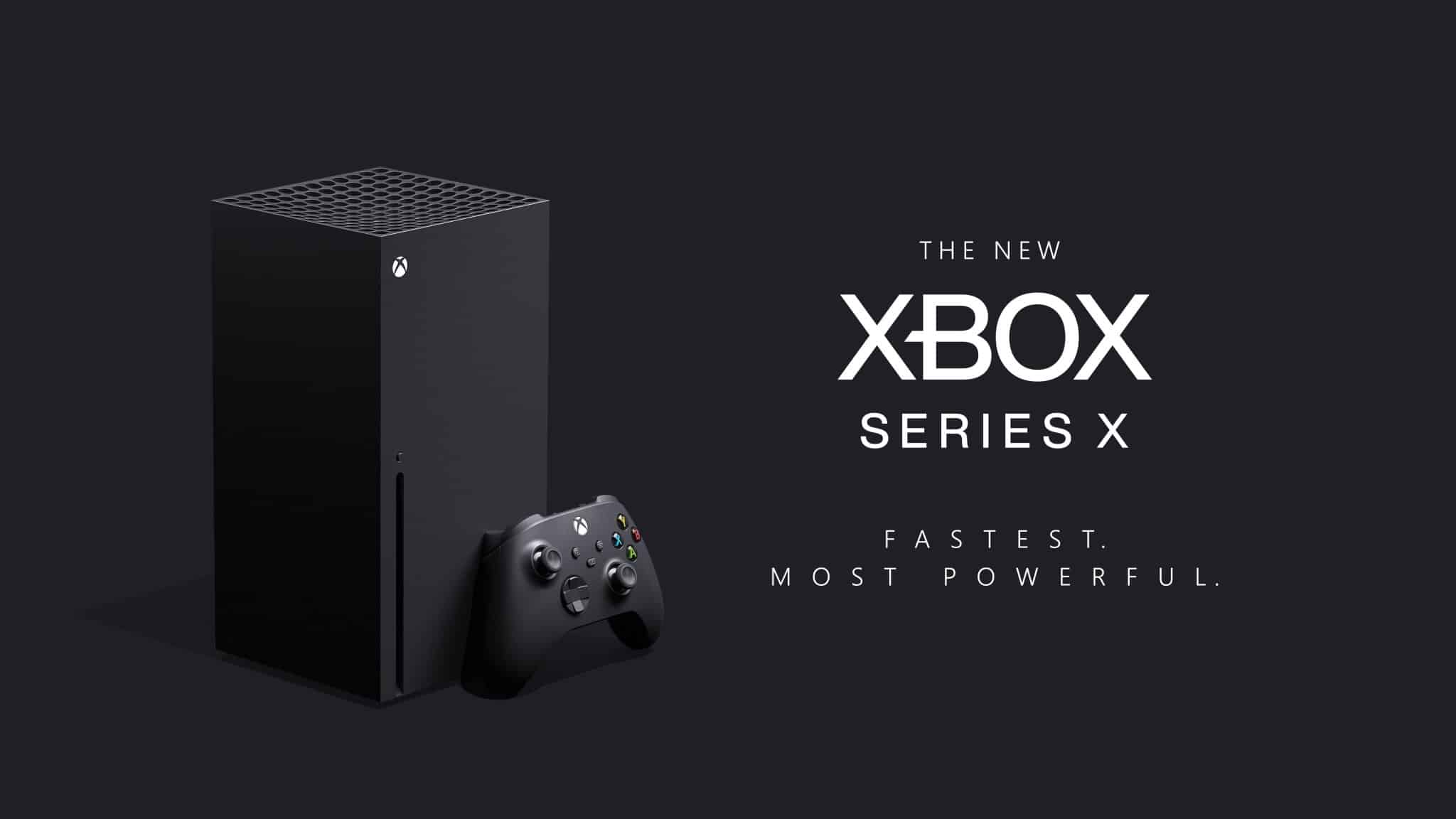 Xbox Series X is the new name for Project Scarlett